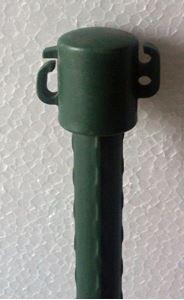 Obrázek z Poplastovaný sloupek LUX – délka 1000 mm Ø 20 mm