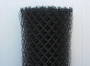 Obrázek z Poplastované pletivo hnědé 160 cm vysoké 25bm